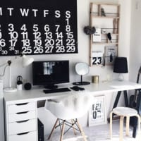 ほっとできる作業空間を作ろう!おしゃれ・実用的・快適なパソコンスペースをご紹介