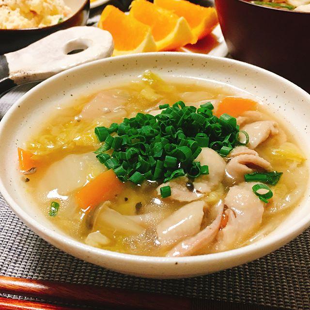 牛丼 副菜15