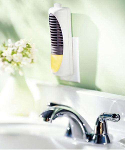 LEDライト付きの壁に取り付ける空気洗浄機