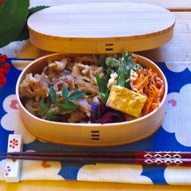 いんげんの人気レシピ☆簡単な副菜料理《お弁当》4