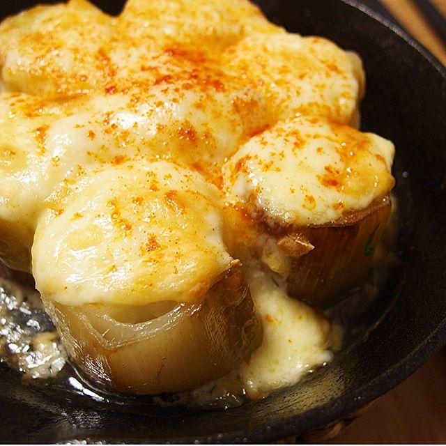 天ぷら料理に!西洋ねぎリーキのマヨグラタン