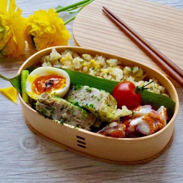 美味しいレシピ!タコと長芋のとびこわさびマヨ