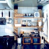 キッチンは壁面収納で便利さUP!使い勝手&おしゃれを叶えるDIYアイデア実例集