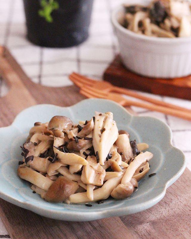 話題の料理☆しめじの簡単な副菜レシピ《炒め・焼き》2