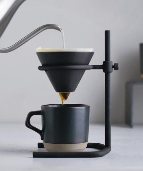 [HIGHTIDE] KINTO キントー ブリューワースタンドセット 4cups コーヒー ドリップスタンド