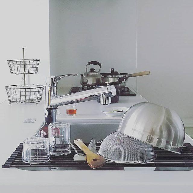 ミニマリスト キッチン