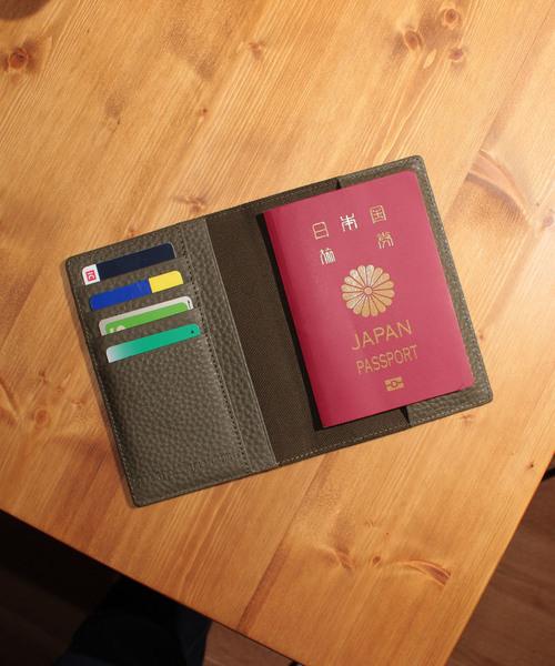 [ANCHOR by ROTAR/VIVIFY] Passport case パスポートケース