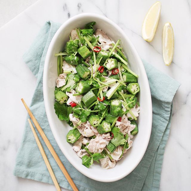 ちらし寿司の献立に合う副菜《和え物&サラダ》5