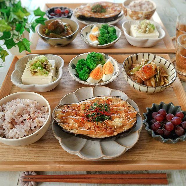 ラーメンの献立に☆付け合わせの副菜12