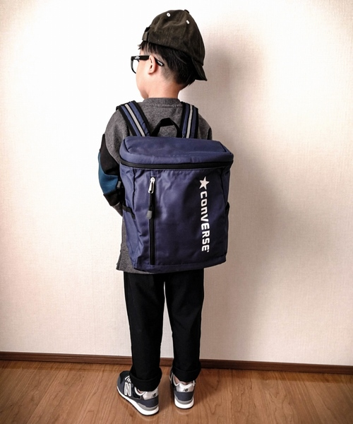[realize] 【63】【CONVERSE】KIDS BOX DAYPACK