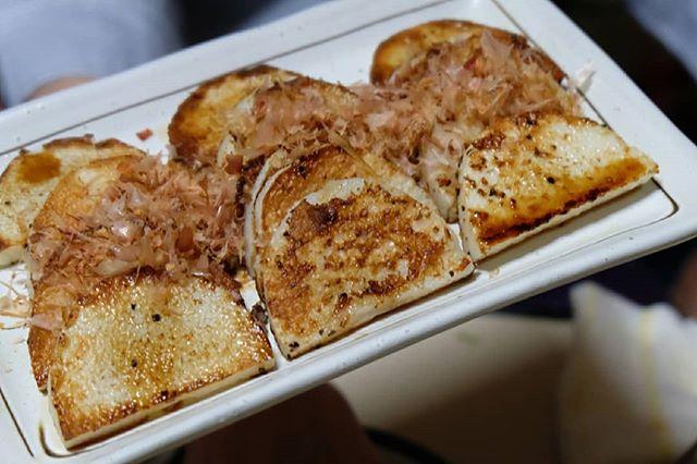 人気の副菜でおつまみレシピ!長芋ステーキ