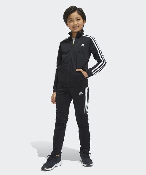 [adidas] TIROジャージ上下セット (裾ジッパー)