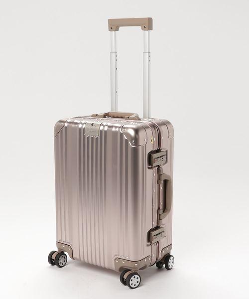 [LEGEND WALKER] アルミニウム合金 1~2泊用 フレーム キャリーケース 機内持ち込みサイズ