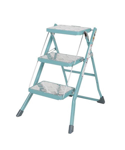 [DULTON] FOLDING 3-STEPS LADDER