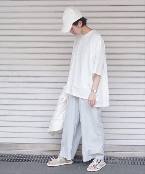 ボーイッシュな沖縄におすすめの服装