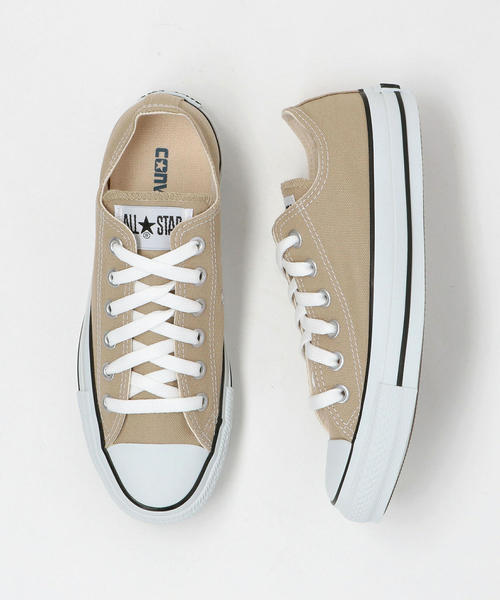 [green label relaxing] ◆[コンバース]CONVERSE ALL STAR SC COL OX スニーカー