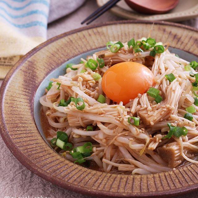 えのきの人気料理で簡単な副菜レシピ《洋風》
