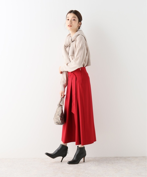 [Spick & Span] マリンキュロット◆