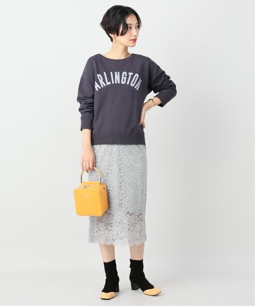 [JOURNAL STANDARD] レーススカート