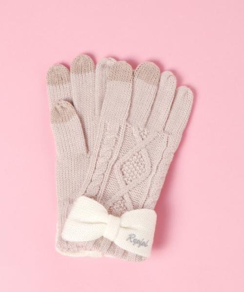寒い日の通学も楽しくなるかわいい手袋