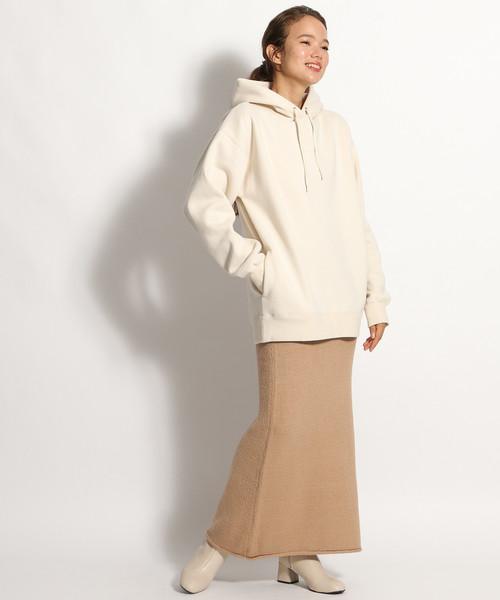 [niko and...] モチモチマーメイドマキシスカート