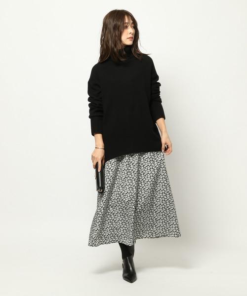 [BARNYARDSTORM] BARNYARDSTORM / 小花ロングスカート
