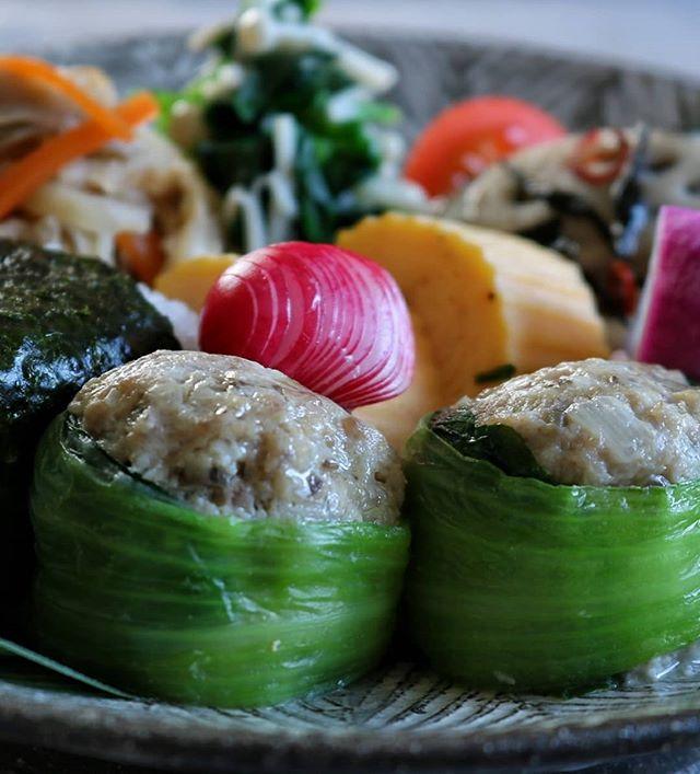 人気の副菜料理!チンゲン菜の簡単シュウマイ