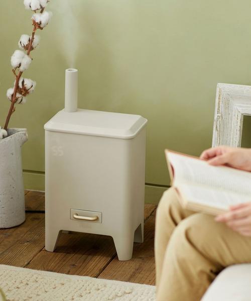 部屋を快適な空間にしてくれる加湿器