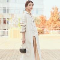 お気に入りの「白ワンピース」で始める春♡大人女子の着こなし術