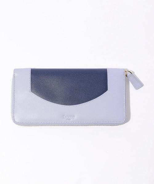 [TOMORROWLAND] 【別注】Elleme×TOMORROWLAND LONG ZIP WALLET
