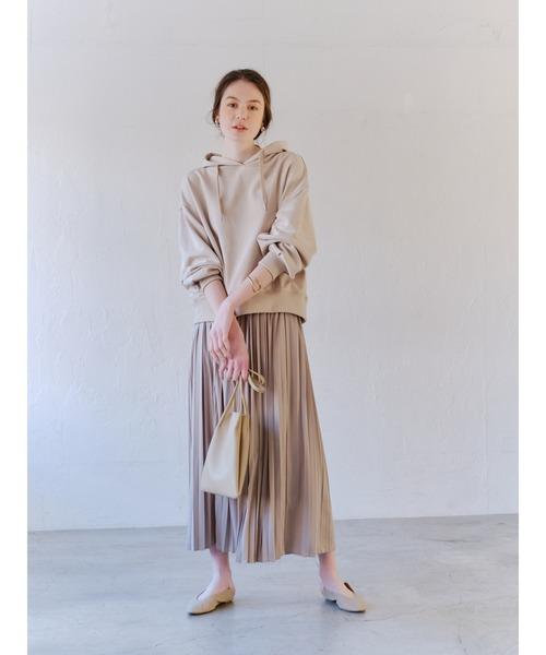 [SEVENDAYS=SUNDAY] 【2020春夏】プリーツスカート *
