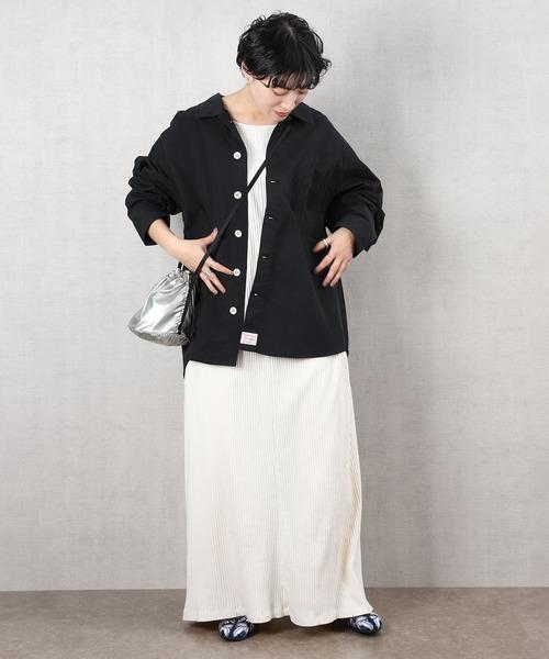 [FREAK'S STORE] 【WEB限定】PENNEYS/ペニーズ ビッグシルエットシャツジャケット