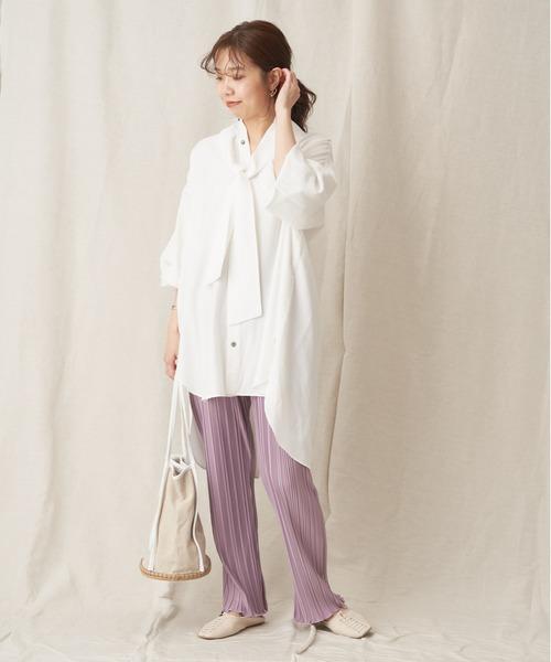 【金沢】6月に最適な服装:パンツコーデ8