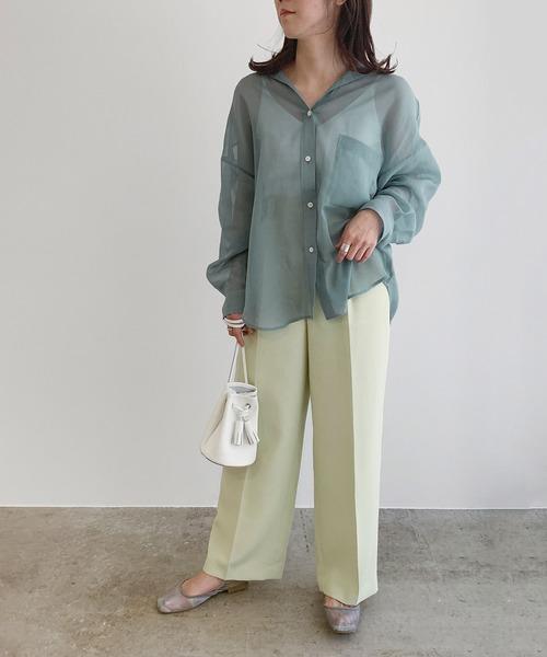 名古屋 6月 服装2