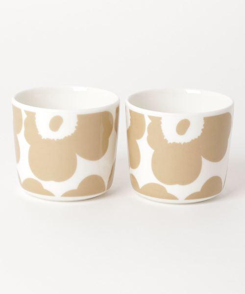 [marimekko] UNIKKO / COFFEE CUP 2PCS WITHOUT