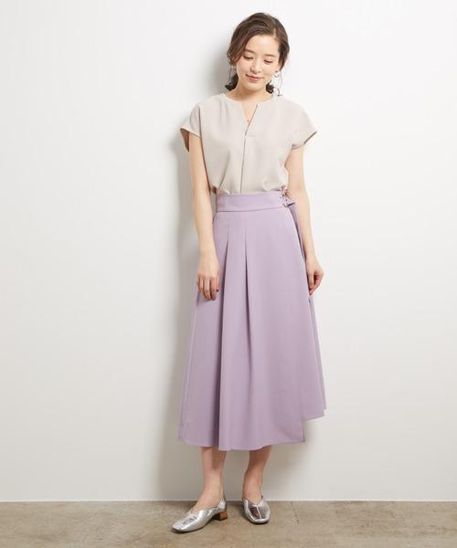 【金沢】6月に最適な服装:スカートコーデ2