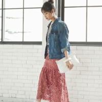スカートだけを集めたコーデbook♡大人のためのスカートコーデ特集