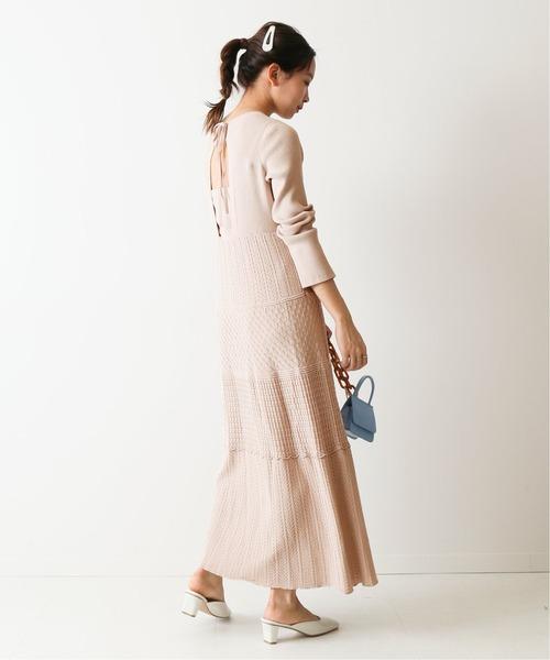 [Spick & Span] クロシェドレス◆