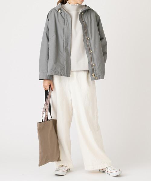 [pual ce cin] 【Kazumiさん着用】フードライナー付ライナージャケット