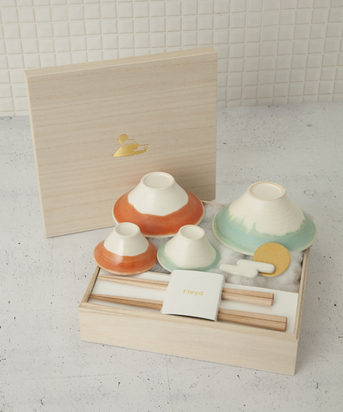 [IDEA SEVENTH SENSE] FUJI BAKO choco set