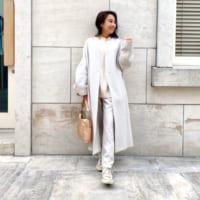 【2/5更新】読者モデル、阿部 早織が着こなす。Sサイズさんの〝OLリアルコーデ〟