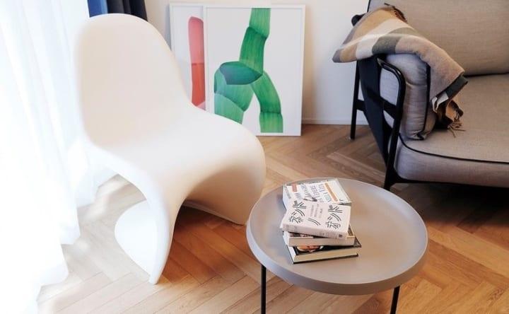 好きなデザインの家具とアートで、空間を自分好みにコーディネイト