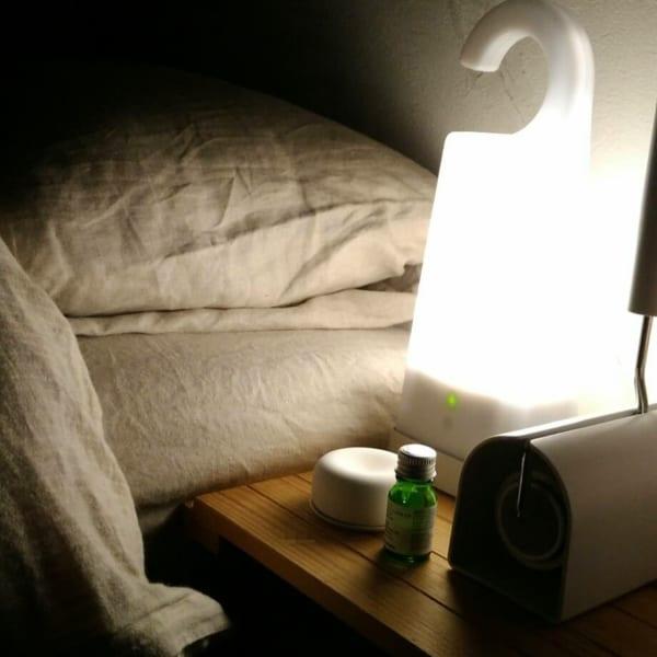 間接照明のようなLED持ち運べるあかり