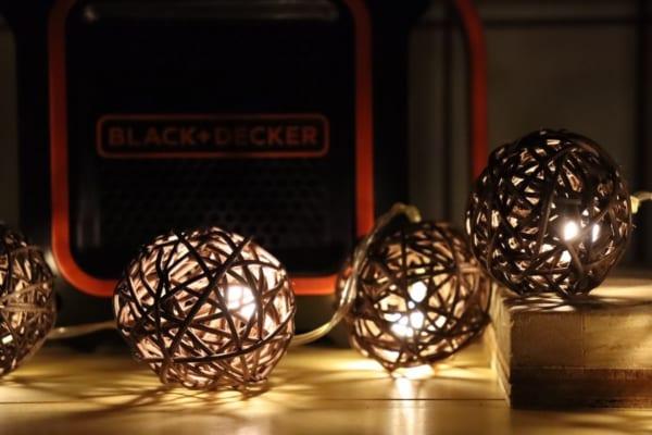 簡単DIYに最適なランタンボール