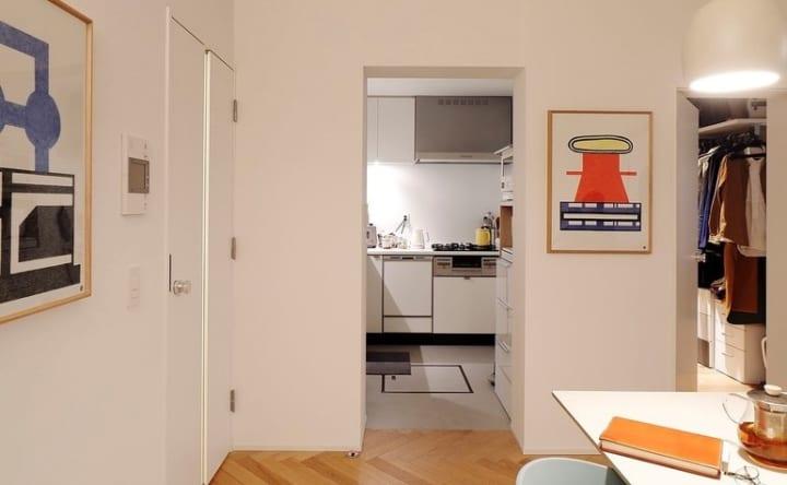 好きなデザインの家具とアートで、空間を自分好みにコーディネイト2