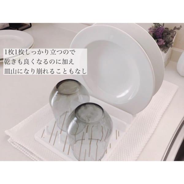 使いやすい水切りトレー