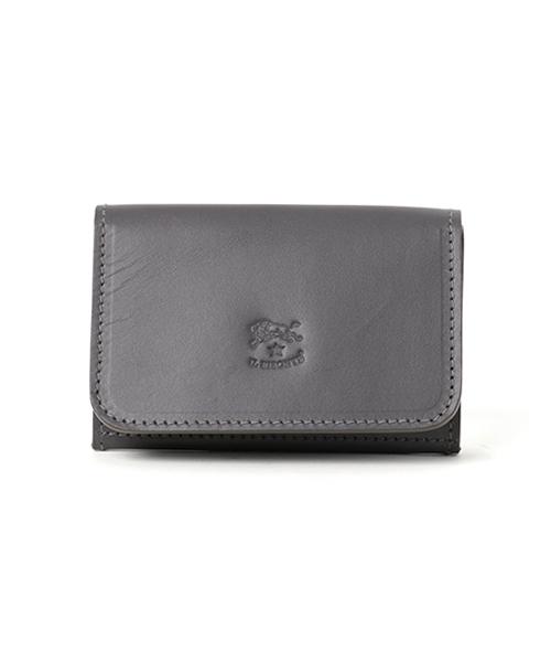 [IL BISONTE] IL BISONTE / VACHETTA SMOOTH LEATHER / CARD CASE