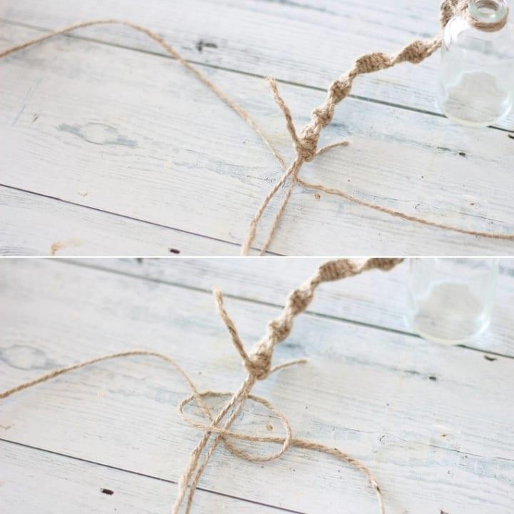 マクラメ編み10