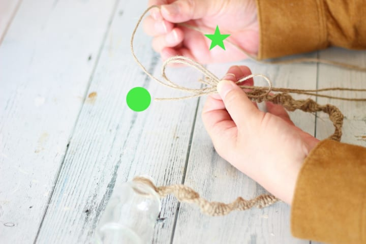 マクラメ編み15