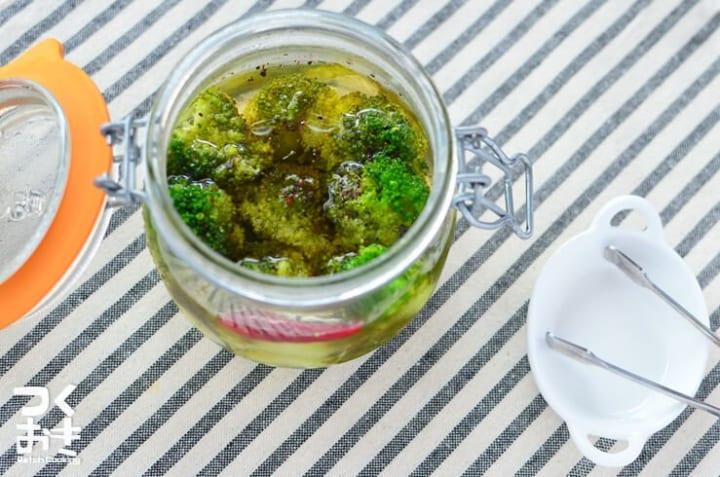 葉酸のおすすめな食べ物!ブロッコリーピクルス